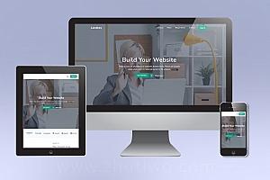 软件公司多功能企业网站模板 响应式html5模版下载