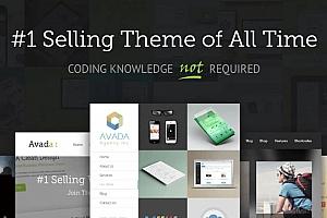 Avada主题66套模版演示数据离线包下载+导入工具