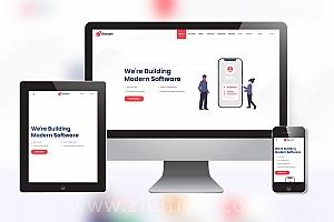 多用途通用网站模板 全能企业网站模版