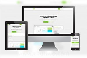 软件公司网站模板 软件开发公司网站模板