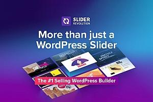 Slider Revolution v6.5.6 已激活中文汉化版免费下载